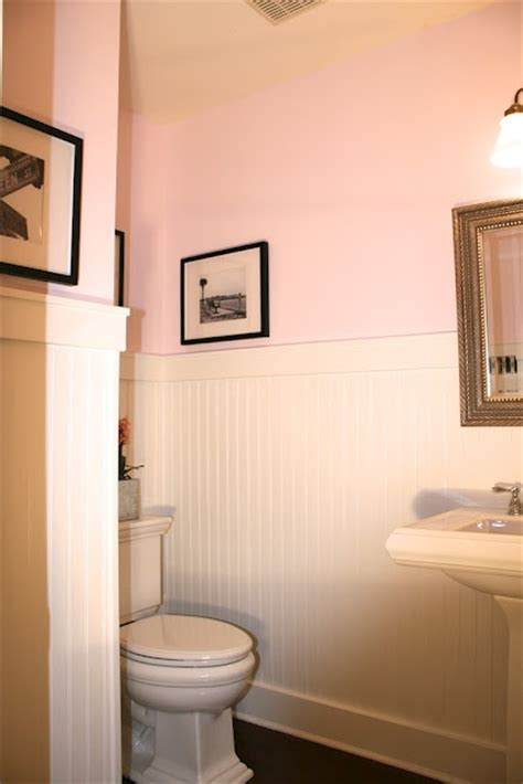 cheap beadboard bead board paneling in bathroom for the home