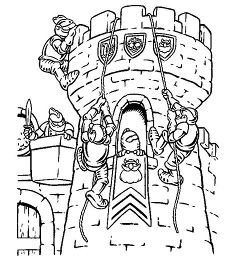 coloring page of knight in armor knights coloring pages