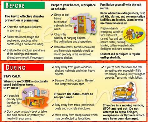 disaster planning guide for home health care providers fault line and earthquake preparedness guide places to
