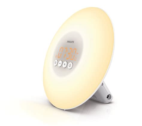 light alarm clock to feel great in the morning decor on the line