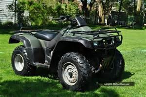 2000 Honda Rancher 2000 Honda Rancher