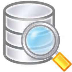 Database Search Search Database Icon Free Icons