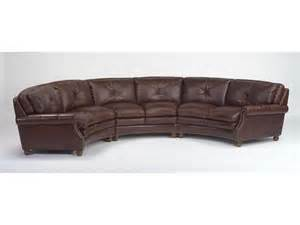 flexsteel living room leather sectional 1741 sect
