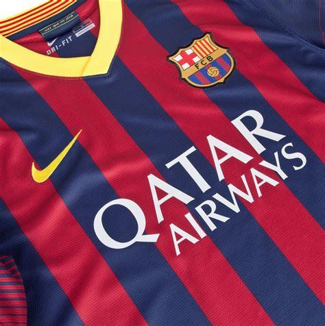 Barcelona Home 13 14 barcelona soccer jersey 532822 413 nike fc barcelona 13 14 home soccer jersey midnight