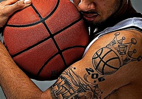 35 cool basketball tattoos creativefan