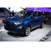 2018 Ford EcoSport  Picture 696708 Car Review Top Speed