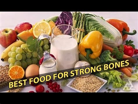 8 Tips To Make Your Bones Stronger by Best Food For Strong Bones Best Health And Tips