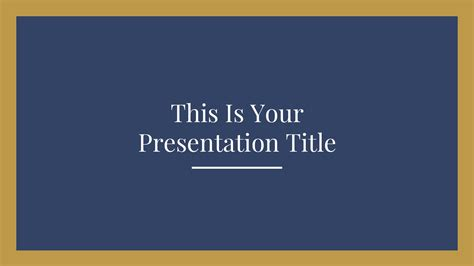 Free Elegant Presentation Template Powerpoint Keynote Google Slides Free Powerpoint Templates 2018