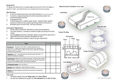 design brief resistant materials gcse product design coursework
