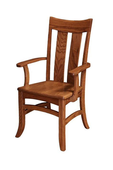 amish dining room chairs amish biltmore mission dining room chair