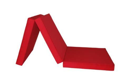matratze 3 teilig klappbar klappmatratze