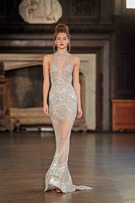 trubridal wedding blog berta 2017 fall winter runway