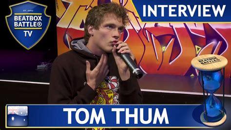 tutorial beatbox tom thum tom thum from australia interview beatbox battle tv
