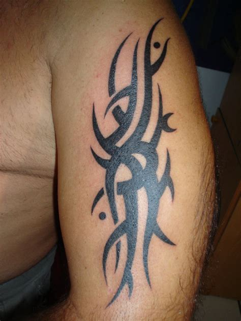 small tattoos on arm for men 3d knot small tribal tattoos on arm rincyhdtattoo