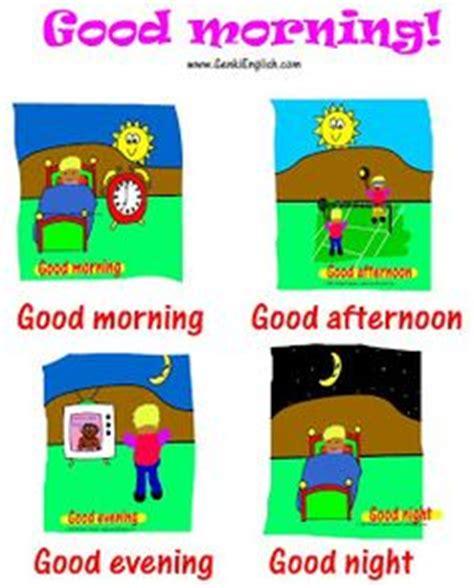 libro morning noon night a im 225 genes saludos en ingl 233 s buscar con google saludos en ingles buscar con