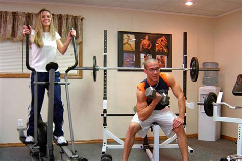 Cinder Block Garage Plans home gym ideas designing a home gym in your finished basement