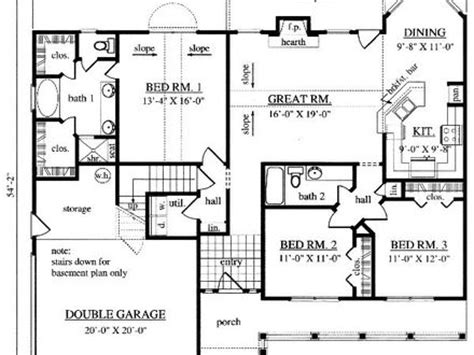 15000 Sq Ft House Plans 1500 Square 2 Bedroom House Plans Houses 1500 Square House Plan 1500 Sq Ft