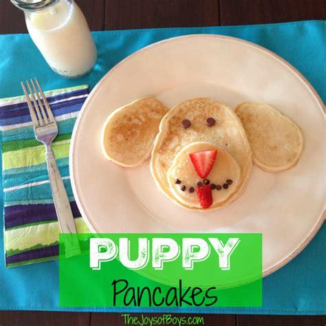 pancake puppies pancake puppies recipe the joys of boys