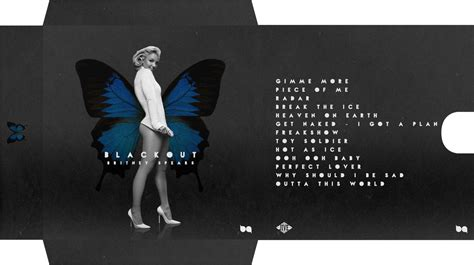 templates resume britney spears blackout cd pocket by me brave
