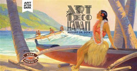 Decor Hawai by Honolulu Museum Of 187 Deco Hawai I