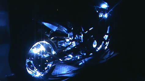 Motorcycle Led Lights Concepts And Applications Led Lights For Motorcycles