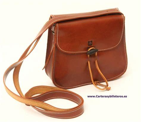 Handmade Leather Handbag - handmade leather handbag made