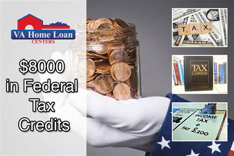 time home buyer tax credits are available when you