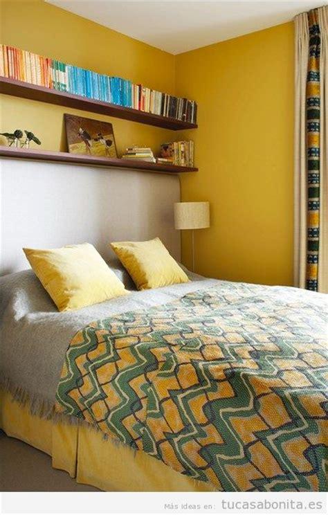 Normal  Ideas Para Colgar Fotos Habitacion #6: Ideas-decorar-habitacion-matrimonio-peque%C3%B1a.jpg