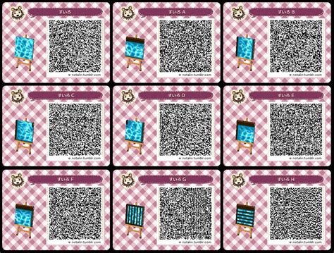 acnl qr codes paths water path qr code acnl ps3 emulator for pc pinterest