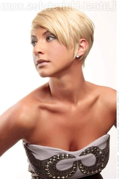 short hair cuts for easy care over5 20 collection of easy care short hairstyles for fine hair
