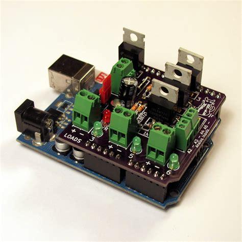 fet transistor arduino mosfet jr arduino shield kit from makersbox on tindie