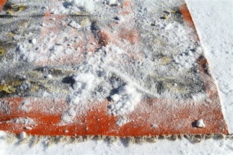how to clean your area rugs with snow rug shop and more