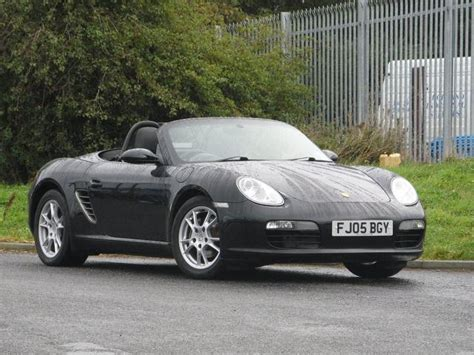 Porche Boxter Used used porsche boxster 2000 petrol 2 7 2dr convertible