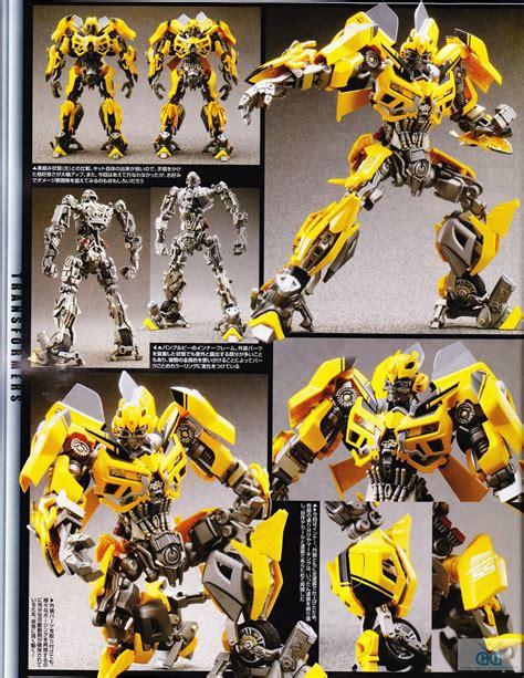 Bumble Bee Model Kit dual model kit optimus prime and bumblebee hobby magazine