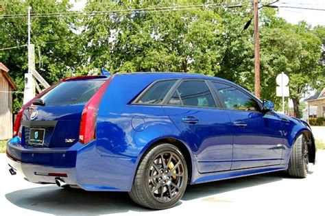 Cadillac Ctsv Wagon For Sale by 2014 Cadillac Cts V Wagon Manual Cars For Sale