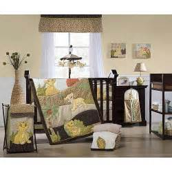 Lion King Home Decor by Decorating Your Baby Room With Cool Lion King Baby Bedding