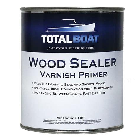 wooden boat primer totalboat wood sealer varnish primer