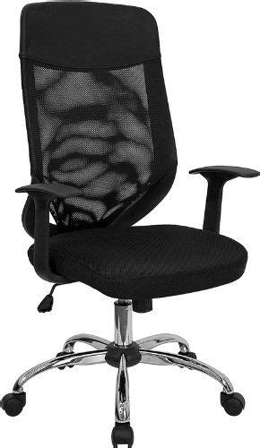 flash furniture lfw952gg high back mesh office chair with