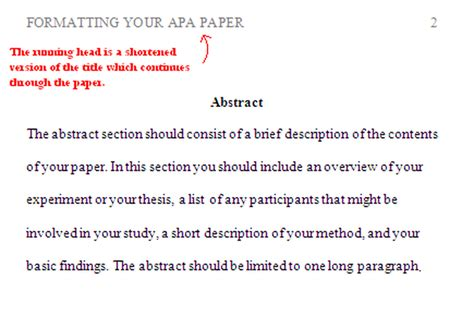 essay writing help for college students apa abstract