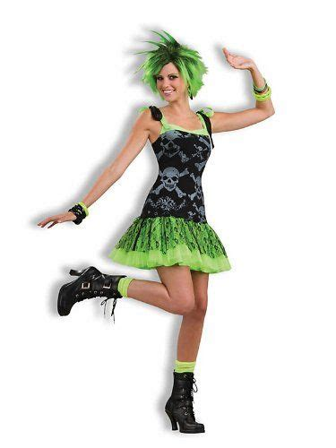 80s punk costume ideas funk punk 80s costume for ladies ideal for punk