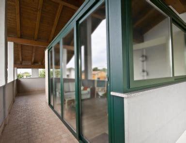 veranda scorrevole vendita tende gorizia verande serralluminio