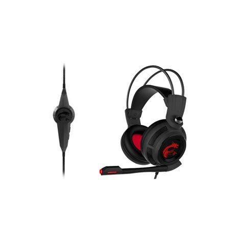 Msi Gaming Headset Ds502 msi gaming headset ds502 k 245 rvaklapid photopoint