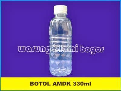 Botol Plastik 330 Ml Grosir jual botol kemasan plastik air mineral madu minuman