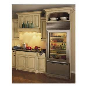 Sub Zero Refrigerator With Glass Door Sub Zero 650g And Refrigerator Freezer With Glass Door From Sub Zero 174 650g