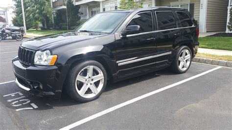 srt8 jeep modified fs 2007 jeep grand srt8 mildly modified 80k