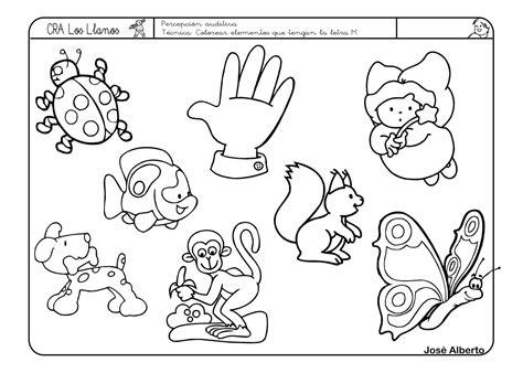 imagenes infantiles con la letra m recursos para el aula lectoescritura con la m