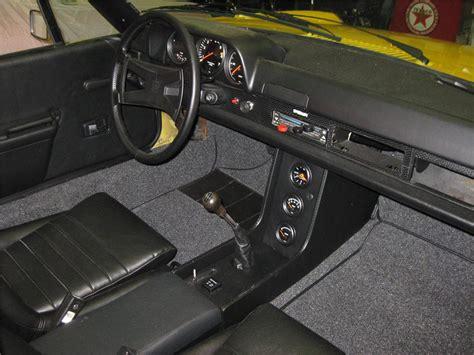 Porsche 914 Interior by 1974 Porsche 914 Targa 96992