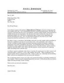 cover letter to hiring manager outstanding cover letter exles hr manager cover