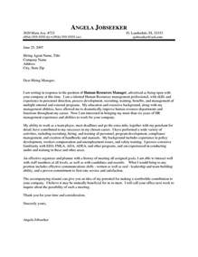hr manager cover letter outstanding cover letter exles hr manager cover