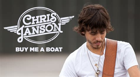 buy me a boat album chris janson s quot buy me a boat quot arrives on bubbling under